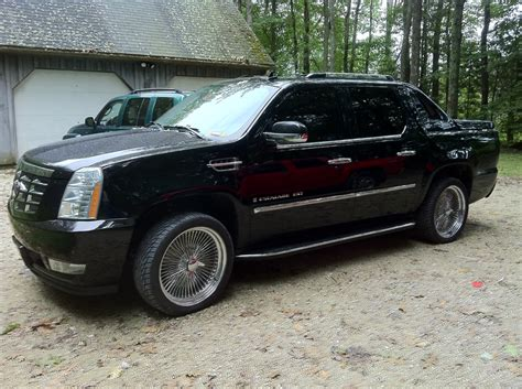 Escalade Blacked Out