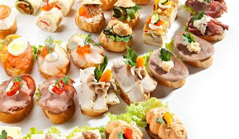 reception hors d oeuvres rainer s gourmet inspirations