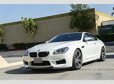 BMW F12 F13 F06 M6 Carbon Fiber Front Spoiler