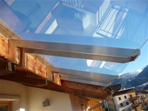 supporto per tettoia pensiline e tettoie zorzi soluzioni inox