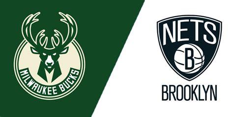 Nets Vs Bucks : Milwaukee Bucks Nba S Best Comes To ...