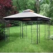 Patio Umbrella Lights Canadian Tire Replacement Canopy GT Geo Gazebo RipLock 350 Garden Winds CANADA