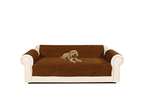 Micro Suede Sofa Pet Cover