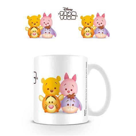 Get the best deals on disney coffee mugs. Disney Tsum Tsum Winnie the Pooh Coffee Mug (MG24078) - Character Brands