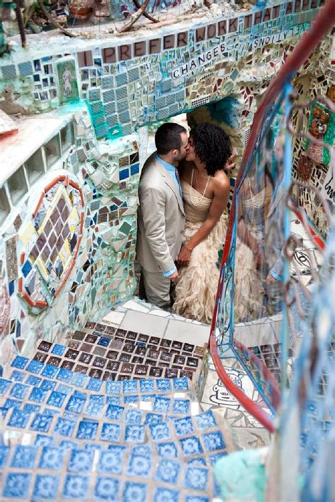 philadelphias magic gardens wedding venue philadelphia partyspace