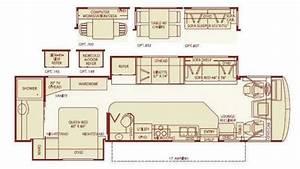 Fleetwood Motorhomes Floor Plans