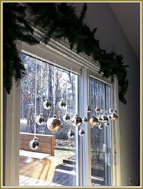 how to hang christmas lights inside windows 20 stunning window decorations for christmas festival