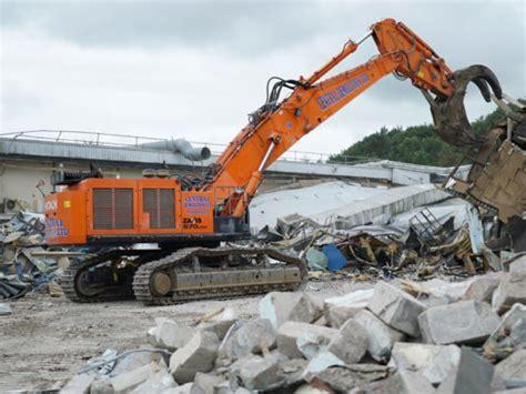 ethicon site livingston demolition asbestos removal