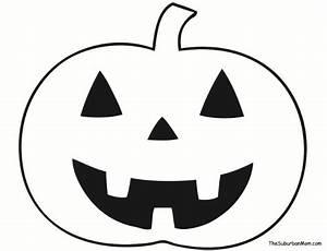 Pumpkin, Halloween, Countdown, Craft, Template, For, Kids