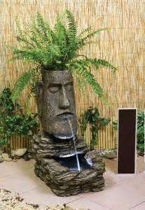 Fontaine De Jardin Solaire : fontaine solaire jardini re totem des les avec lumi res ~ Dailycaller-alerts.com Idées de Décoration