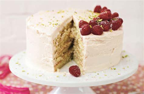 stacie stewarts raspberry rose  vanilla cake recipe