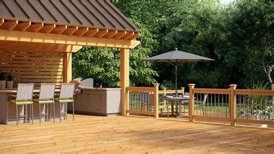 deckscom deck railing ideas