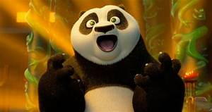 'Kung Fu Panda 3' Exclusive Clip: Po and His Dad Party ...