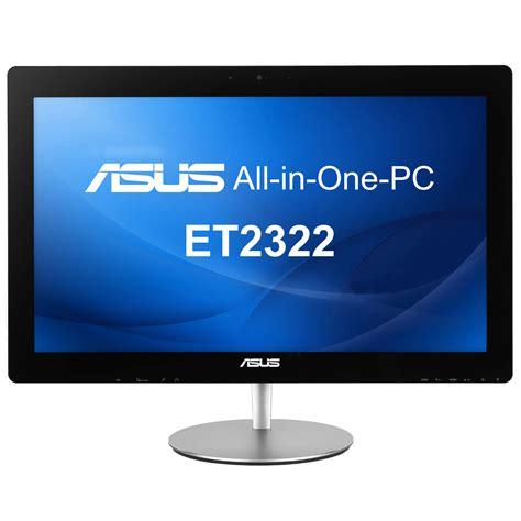 ordinateur de bureau asus i5 asus et2322iuth b001q all in one 23 pouces tactile intel
