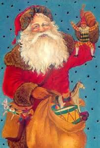 Christmas Santa Claus Is Coming to Town