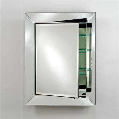 recessed lighting kitchen afina 33 quot x 27 quot radiance recessed mirrored medicine 1737