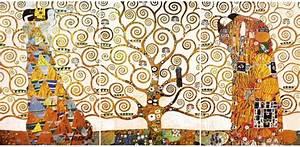 Arbre De Vie Deco : puzzle en bois klimt gustav l 39 arbre de vie puzzle michele wilson a356 5000 5000 pi ces ~ Teatrodelosmanantiales.com Idées de Décoration