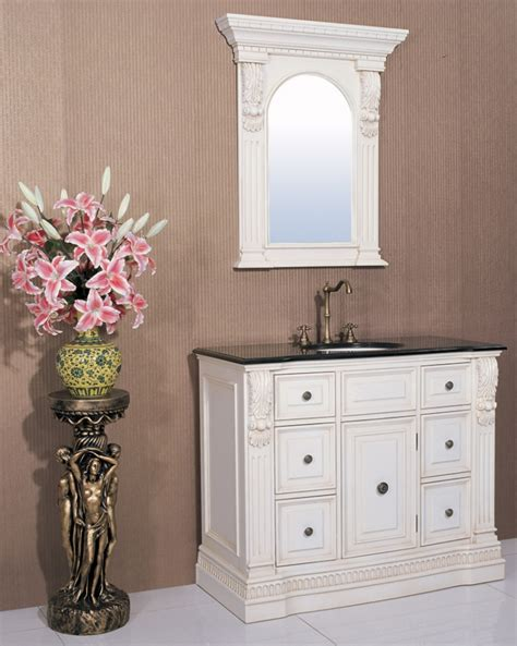 43 inch vanity with sink 43 inch single sink bathroom vanity with choice of finish