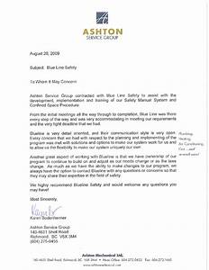 Best Photos of Professional Letter With Subject - Business ...