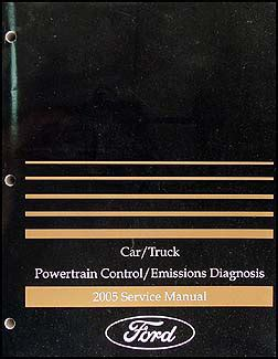 Ford Thru Super Duty Wiring Diagram Manual