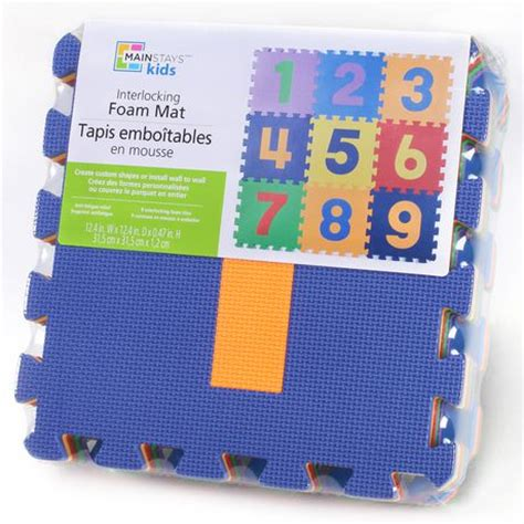 foam floor mats big w mainstays interlocking foam mat walmart ca