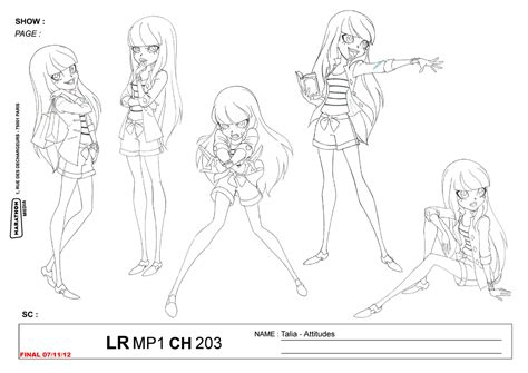 Coloriage de lolirock watchesluxury me. Coloring Pages Of Lolirock Printable - KINDERPAGES.COM