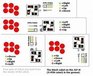 Lil Trouble Understanding 5 Pin Joystick Wiring Harrness