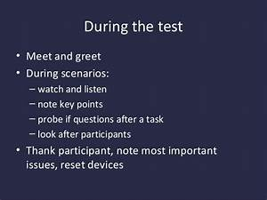 Lightweight and 'guerrilla' usability testing for digital