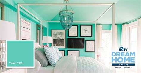 the hgtvdreamhome 2016 master bedroom is painted in our