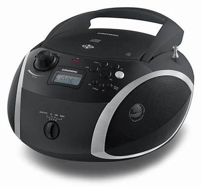 Bt Cd Grundig Radio Rcd 1500 Grb