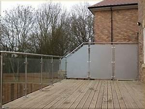 sichtschutz aus glas die neusten tendenzen in 49 bilder With sichtschutz glas terrasse