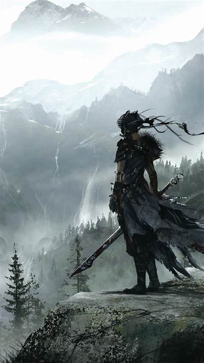 Pc Games Fantasy Ps4 Hellblade Senua Wallpapers