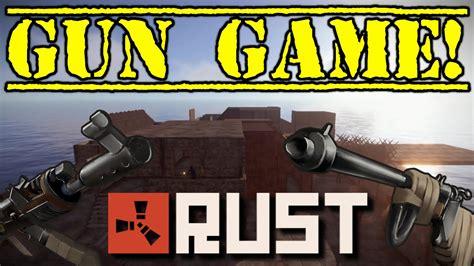 rust event gun game youtube