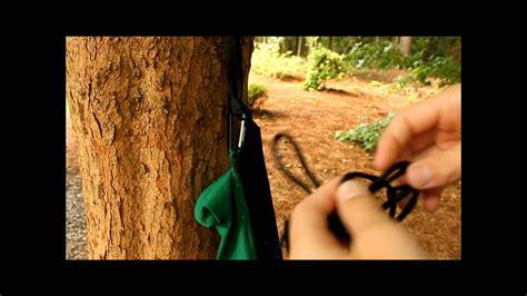 Diy Backpacking Hammock by Diy Backpacking Hammock Straps