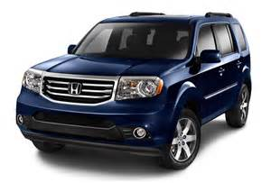 2012 Honda Pilot Captain Chairs by Best Suv 2014 Suv With Third Row Seating Html Autos Weblog