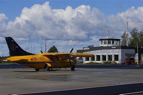 Matīss apmeklēs rekonstruēto Liepājas lidostu ...