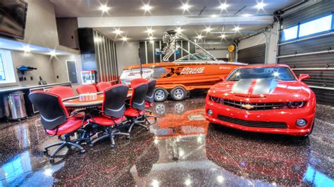 Pleasing Ultimate Man Cave Garage - HOUSE DESIGN AND OFFICE