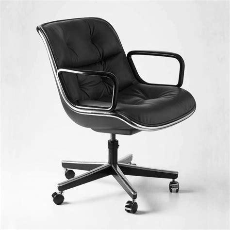 fauteuil bureau knoll pollock fauteuil sur roulettes knoll international