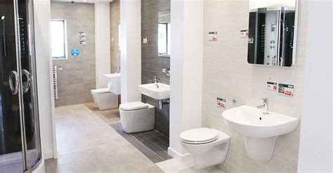 Better Bathrooms Edinburgh Showroom