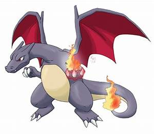 Pokemon Shiny Charizard Images | Pokemon Images