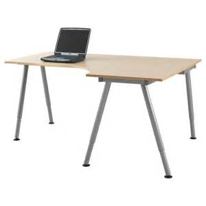galant desk dimensions images