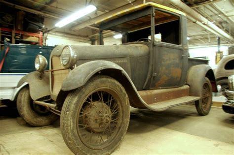 truck 1929 ford rust runner
