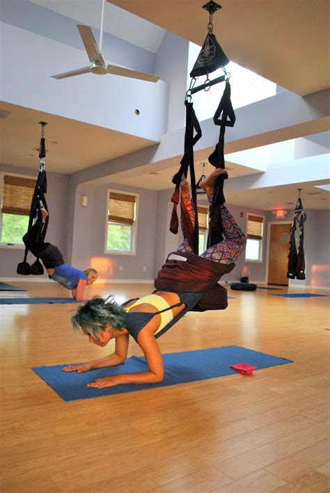 Swing Yoga & Aerial Yoga - Princeton Yoga