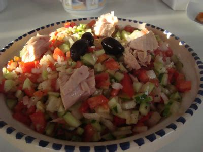 cuisine tunisienne traditionnelle four plat tunisien salade
