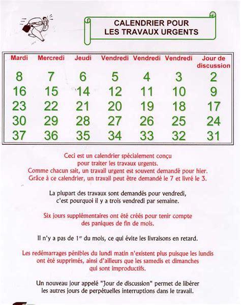 calendrier sur le bureau un calendrier pour le bureau