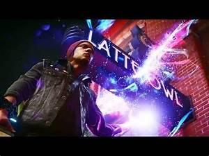 PS4 inFAMOUS Second Son Neon Trailer