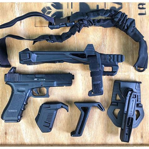 recover tactical stabilizer brace   glock  priority shipping