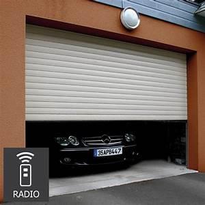 Porte de garage à enroulement sur mesure Voletshop