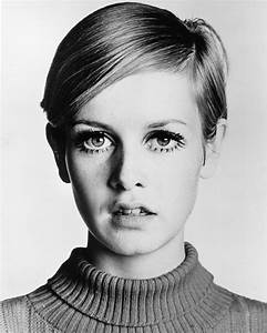 Iconic supermodel Twiggy started out as a haircut test subject