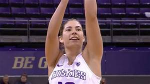 Highlight: Washington's Kelsey Plum becomes Pac-12 all ...